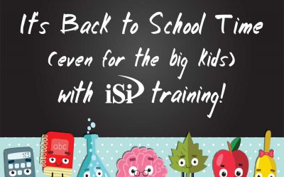 iSi's September EHS Training Schedule