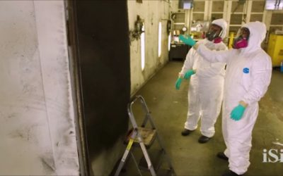 Paint Booth Cleaning: It's the Law, but It Can Save You Money