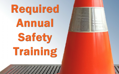 Which Annual Safety Training Requirements Should You Add to Your Calendar?