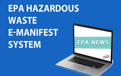 Hazardous Waste e-Manifest System Coming in June