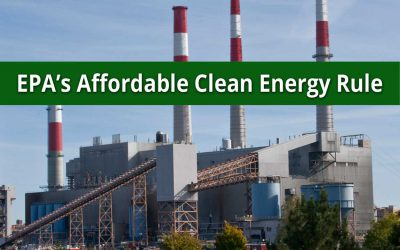 What is EPA's Affordable Clean Energy ACE Rule?