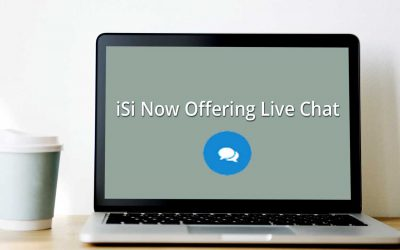 Live Chat Now Available